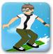 少年駭客滑雪