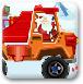 圣誕卡車運禮物