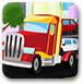 大卡車拖小轎車