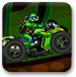 忍者神龜特技摩托車