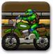 忍者神龜之摩托車