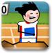 200米賽跑
