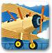3D飛機拉力賽