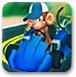 猴子卡丁車大賽