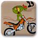 忍者神龟摩托特技赛