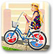 芭比城市騎單車