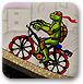 忍者神龜騎單車