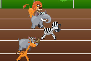 非洲動物運動會