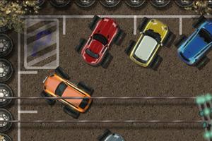 四驱车停车场