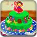 花仙子(zi)蛋糕