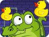 小鳄鱼爱小黄鸭