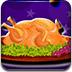 感恩节吃火鸡