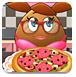土豆姑娘做比薩