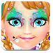 安娜的面部彩绘