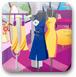 布置服装店
