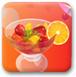 香橙草莓沙拉