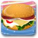 制作美味汉堡包