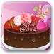 巧克力軟糖蛋糕