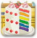 艾玛做彩虹蛋糕