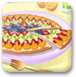 水果甜點比薩
