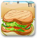 烤雞肉三明治
