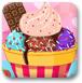 巧克力冰淇淋裝飾