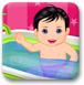 給寶寶洗澡