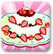 草莓樱桃冰淇淋