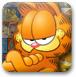 可爱加菲猫拼图
