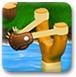 3D愤怒的蘑菇2