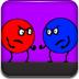 紅藍球迷宮比賽