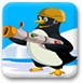 送冰冻企鹅回家