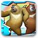 熊大熊二北极历险